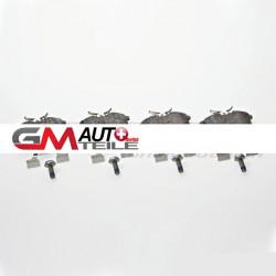 Bremsbeläge hinten für 310x22 mm Bremsscheibe