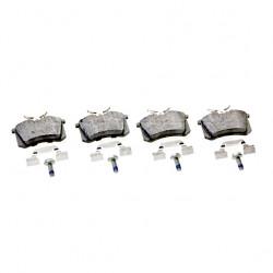 Bremsbeläge vorne mit Verschleissanzeige für 345x30 mm Bremsscheibe