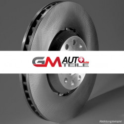 Bremsscheiben Satz hinten 282x12 mm | Original Volkswagen | 1K0615601AD