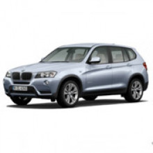 BMW X3 F25 X3 30DX SPORTS ACTIVITY VEHICLE WY51