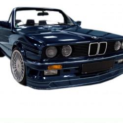 BMW 3er E30 Depo Scheinwerfer mit Fadenkreuz Schwarz H1-H1 Bj 82-94