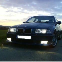 BMW E36 Nebelscheinwerfer Kristall M3 Look Bj 91-99