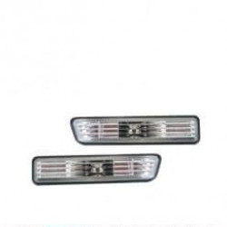 BMW E36 Seitenblinker Set Klarglas-Chrom alle Modelle Bj 96-99