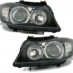 BMW 3er E90 E91 Angel Eyes Scheinwerfer-LED Blinker