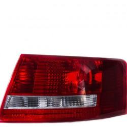 Audi A6 4F Rückleuchte Rechts rot-weiß OEM Design 04-08
