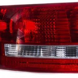Audi A6 4F Rückleuchte Links Rot-Weiß OEM Design 04-08
