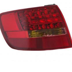 Audi A6 4F LED Rückleuchte rechts außen Rot-Weiß Bj 03-05-10-08