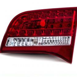 Audi A6 4F2-Avant LED Rückleuchte rechts rot-weiß inneres teil Bj 08-10