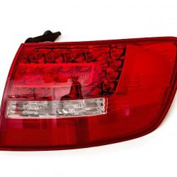 Audi A6 4F2-Avant LED Rückleuchte rechts rot-weiß außenteil Bj 08-10