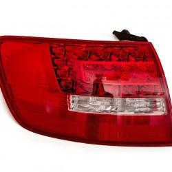 Audi A6 4F2-Avant LED Rückleuchte links rot-weiß außenteil Bj 08-10
