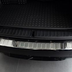 EDELSTAHL LADEKANTENSCHUTZ FÜR BMW X3 F25 (LCI) 2014-