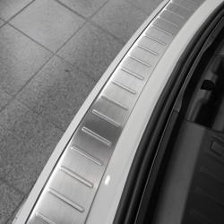 EDELSTAHL LADEKANTENSCHUTZ FÜR BMW 5ER GT (F07) AB BJ. 2009-