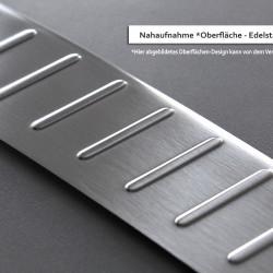 EDELSTAHL LADEKANTENSCHUTZ FÜR SEAT ALTEA AB BJ.2012-(FACELIFT)