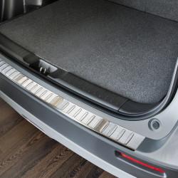 Suzuki Vitara 3 ab Bj. 03/2015-bis heute Edelstahl Ladekantenschutz mit 3D Profil und Abkantung