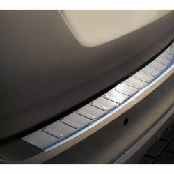 VW Caddy 3 III 2K Edelstahl Einstiegsleisten + Ladekantenschutz Set